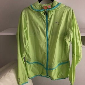 Puma ultralight jacket - windbreaker / runner